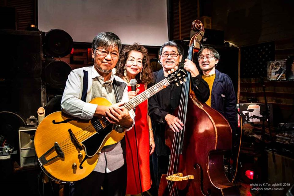 "『Jazz Spot ELVIN presence!! Jiro& Sally JAZZ LIVE 2019""』"