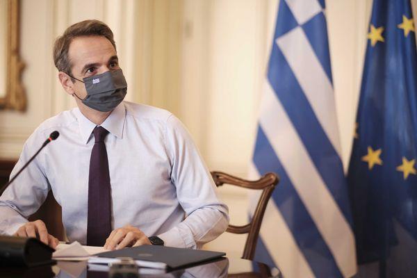 Νέα μέτρα ανακοινώνει ο Μητσοτάκης - Lockdown σε Θεσσαλονίκη, Λάρισα, Ροδόπη