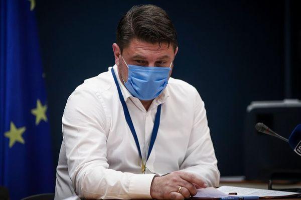 Χαρδαλιάς: Το 66,4% των κρουσμάτων στην Βόρειο Ελλάδα -Ενδεχόμενο λήψης πρόσθετων μέτρων