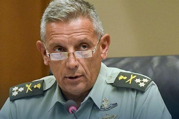 Μήνυμα στρατηγού Φλώρου στην Άγκυρα: Όποιος μας αναγνωρίζει σαν εχθρό, τον αναγνωρίζουμε κι εμείς