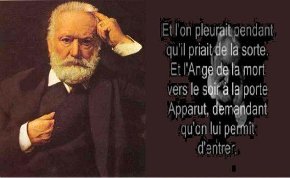 Lémouvant Poème Islamiste De Victor Hugo Dédié Au Prophète