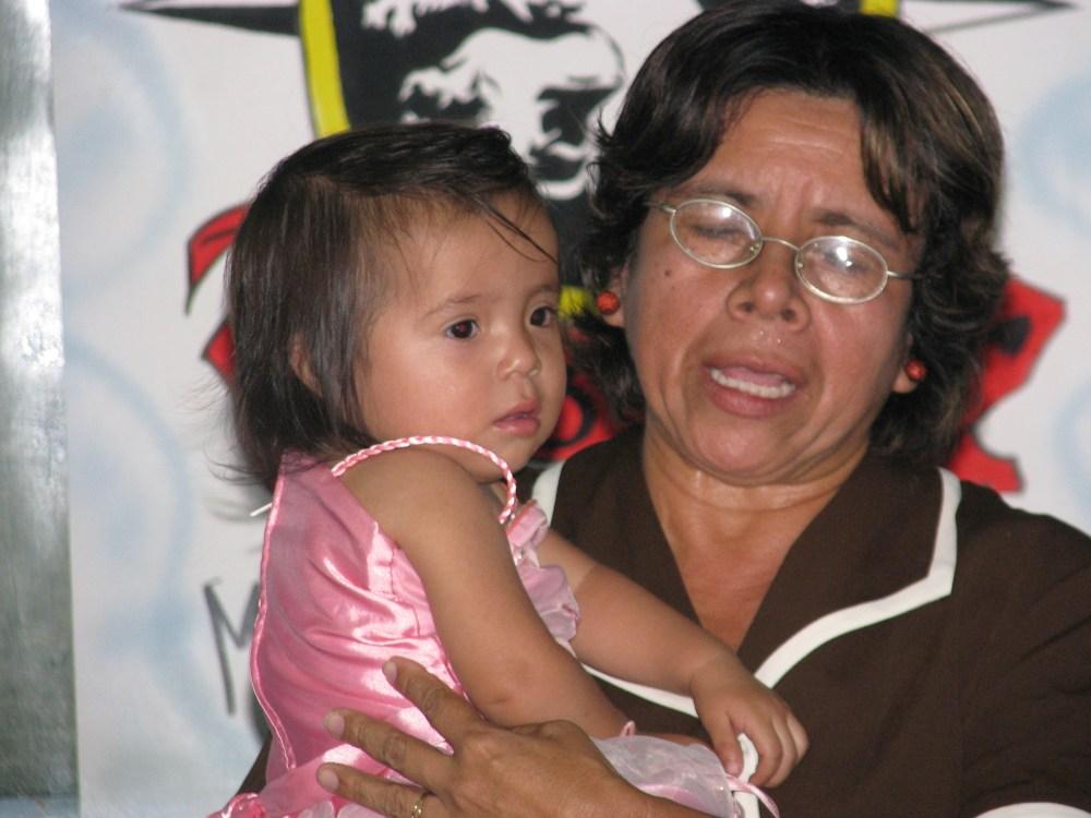In Memorium: Colegio Bautista Lidia Valiente de El Refugio, Ahuachapán (5/6)