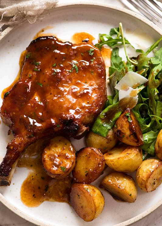 How To Cook A Pork Chop In The Oven