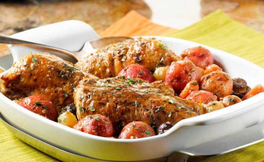 How Long To Cook Chicken Breast In Oven