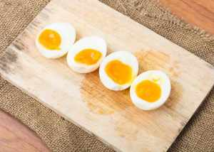 how long to cook hard boiled eggs