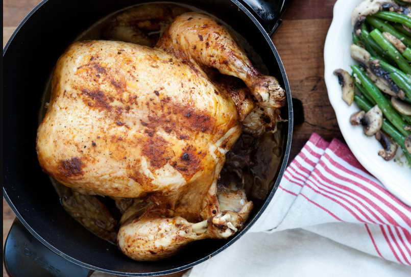 How To Cook A Chicken