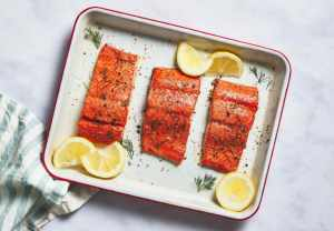 How To Cook Salmon Oven