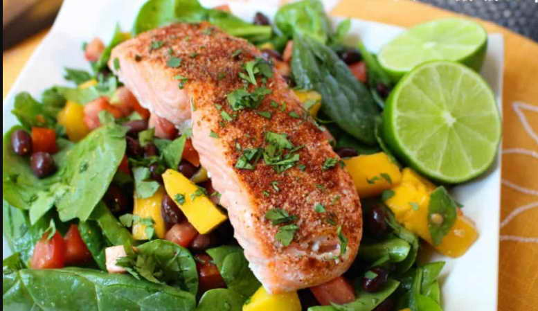 How Long To Cook Salmon In Oven