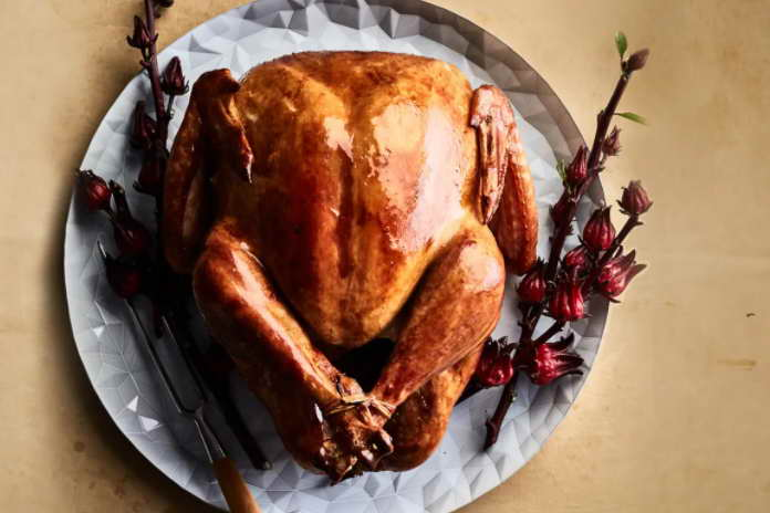 how to cook a turkey breast in a roaster oven