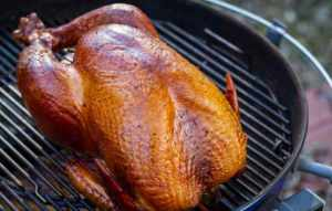 How To Cook A Turkey On A Charcoal Grill