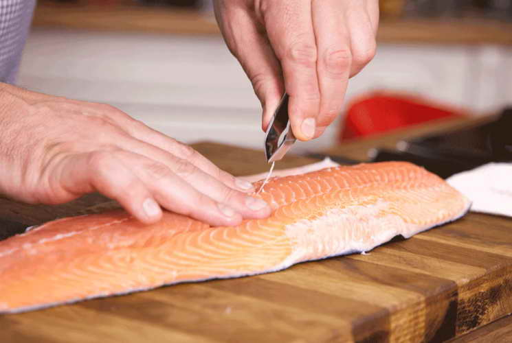 How To Cook Salmon Pieces