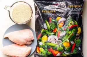 How To Cook Stir Fry With Frozen Vegetables