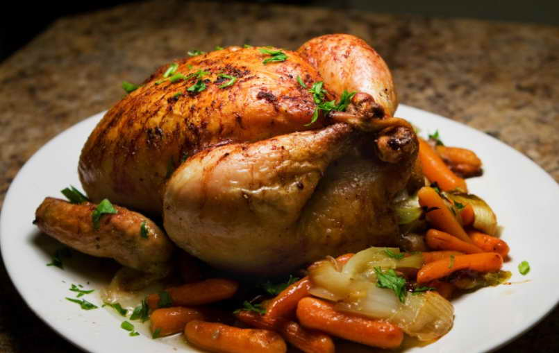How To Cook Whole Chicken