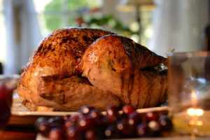 what temp to cook a turkey to