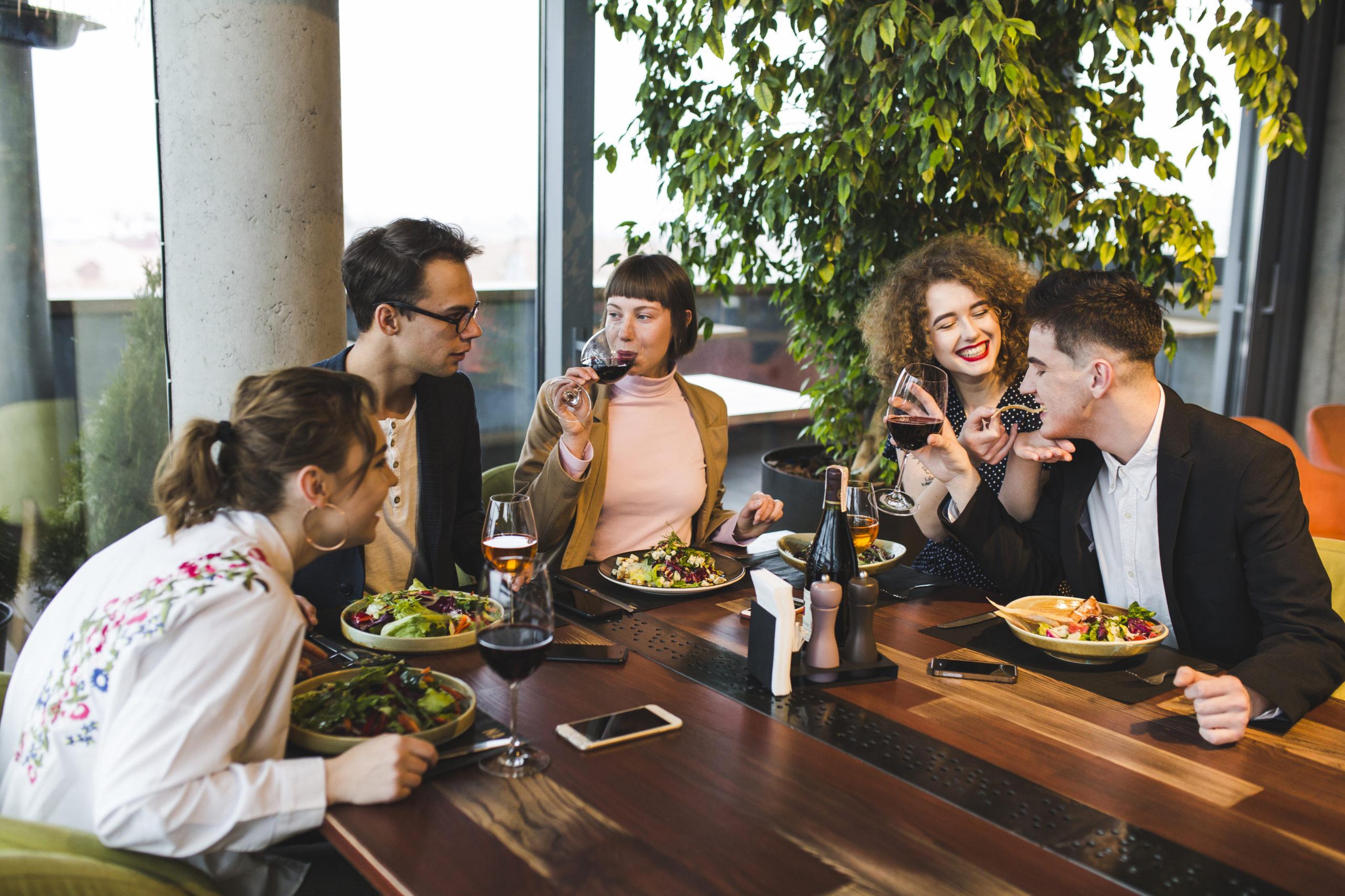 The restaurant customer experience