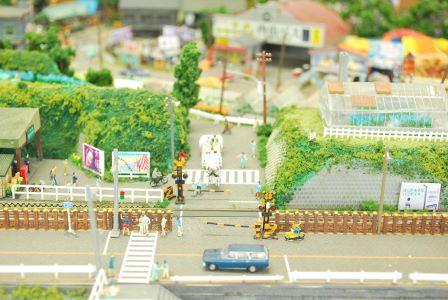 スモール ワールズ 東京 世界最大の屋内型ミニチュア・テーマパーク「スモールワールズ