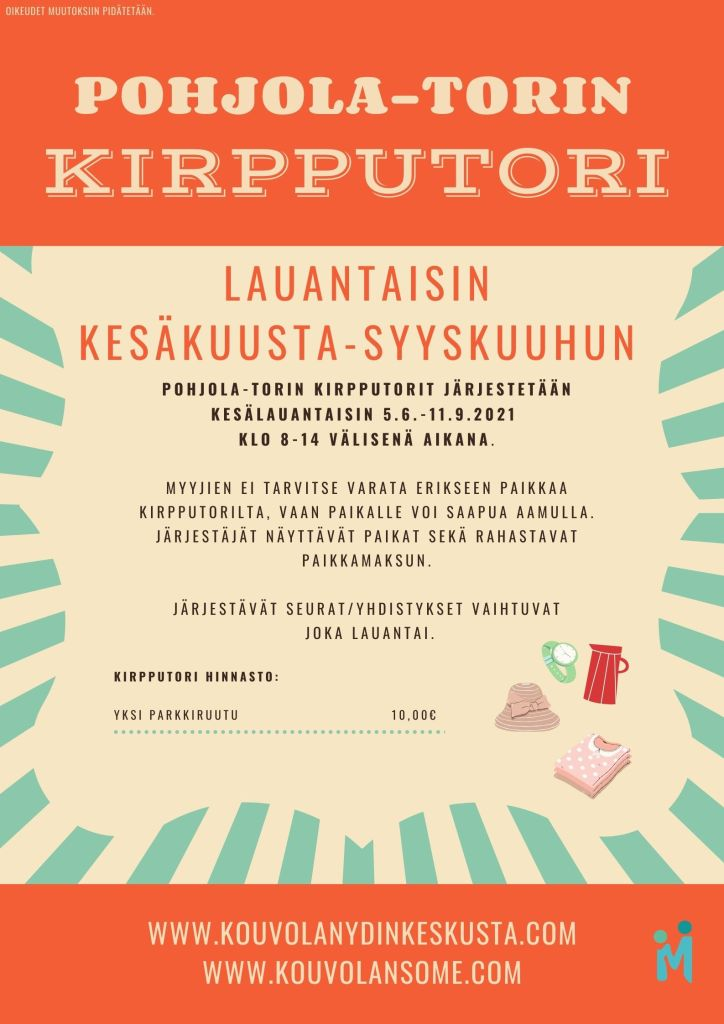 KIRPPUTORIT 2021 JULISTE
