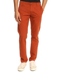 knowledge-cotton-apparel-orange-twisted-twill-burnt-orange-chinos-product-1-18097916-3-015713108-normal