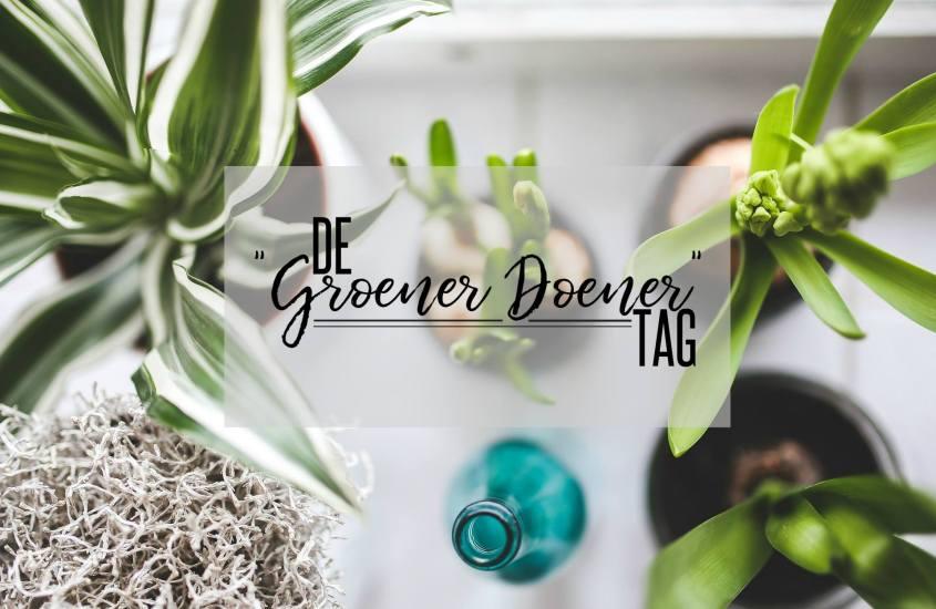 De 'Groener Doener'-tag