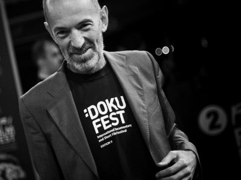 Veton Nurkollari, Artistic Director DokuFest Kosovo interviewed