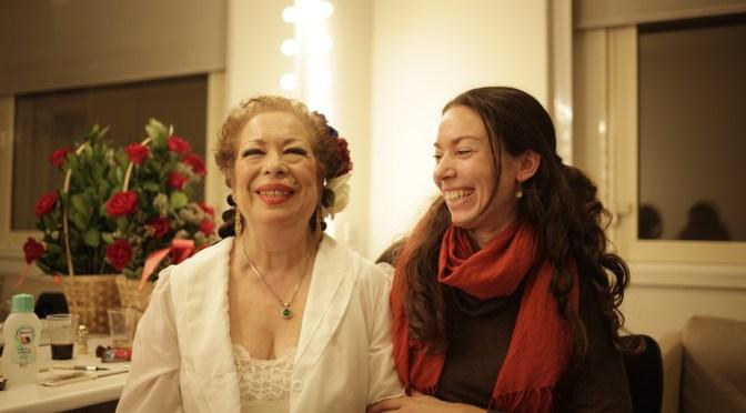 Interview La Chana, IDFA's Audience Award 2016