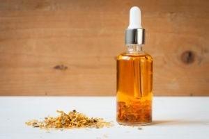 Výživný olej využijete na mytí těla, po koupeli i na obličej