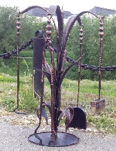 Кузницы Урала - художественная ковка и изделия из кованого металла.