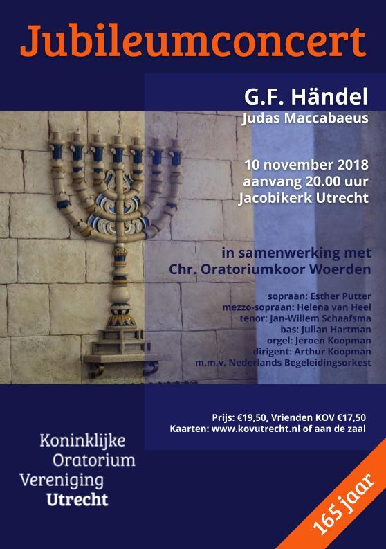 KOV jubileumconcert 2018-11_Savethedate