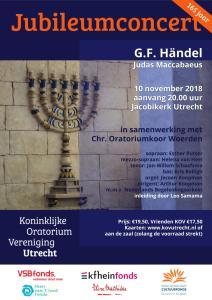 KOV jubileumconcert 2018-11-poster
