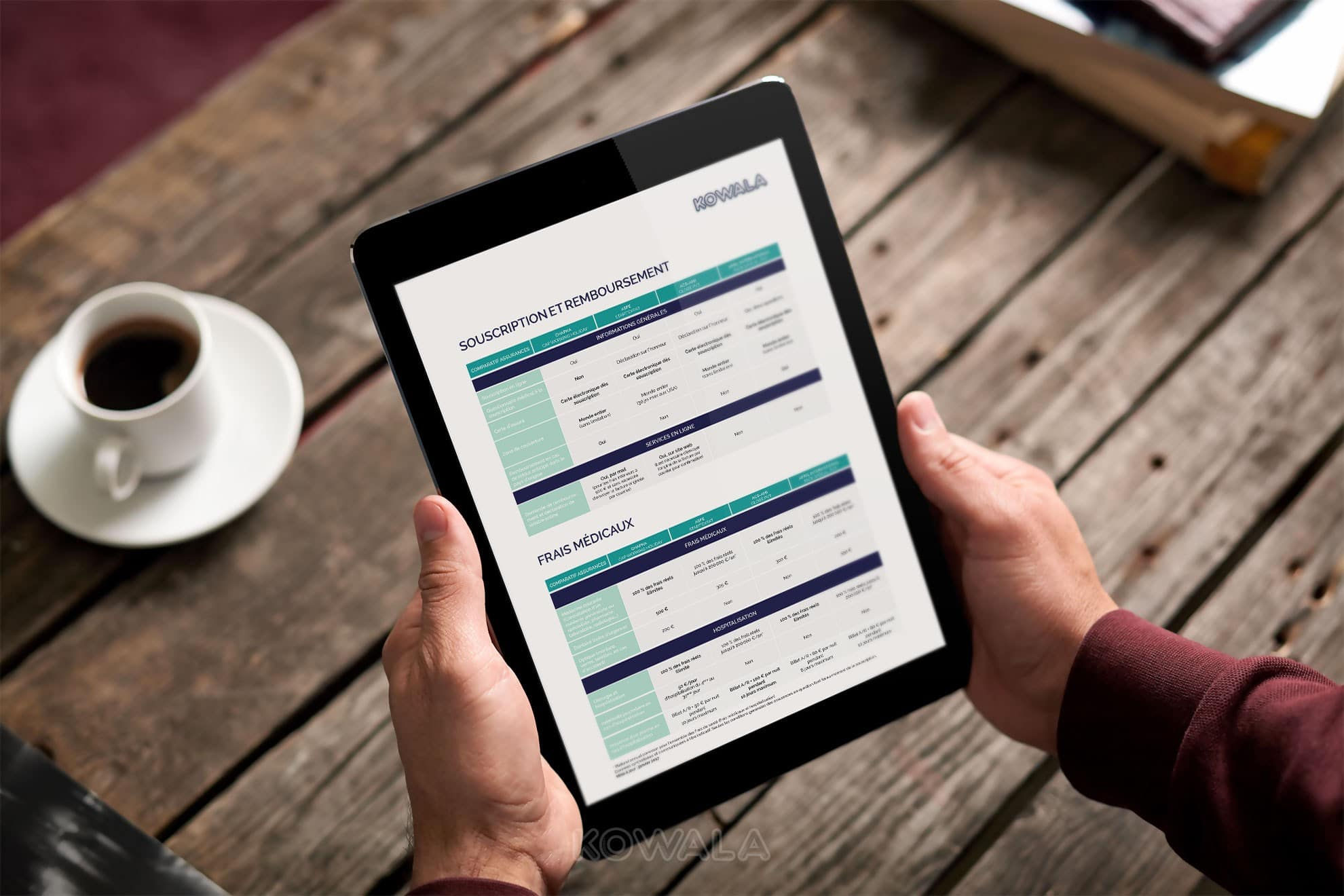 Comparatif assurances PVT / WHV : notre guide pour bien choisir | Kowala