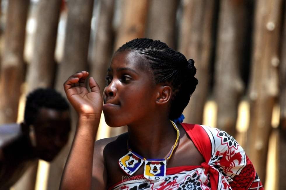 danse traditionnelle swaziland