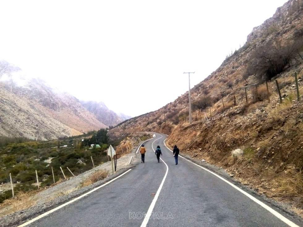 Cochiguaz, Valle del Elqui, Chili