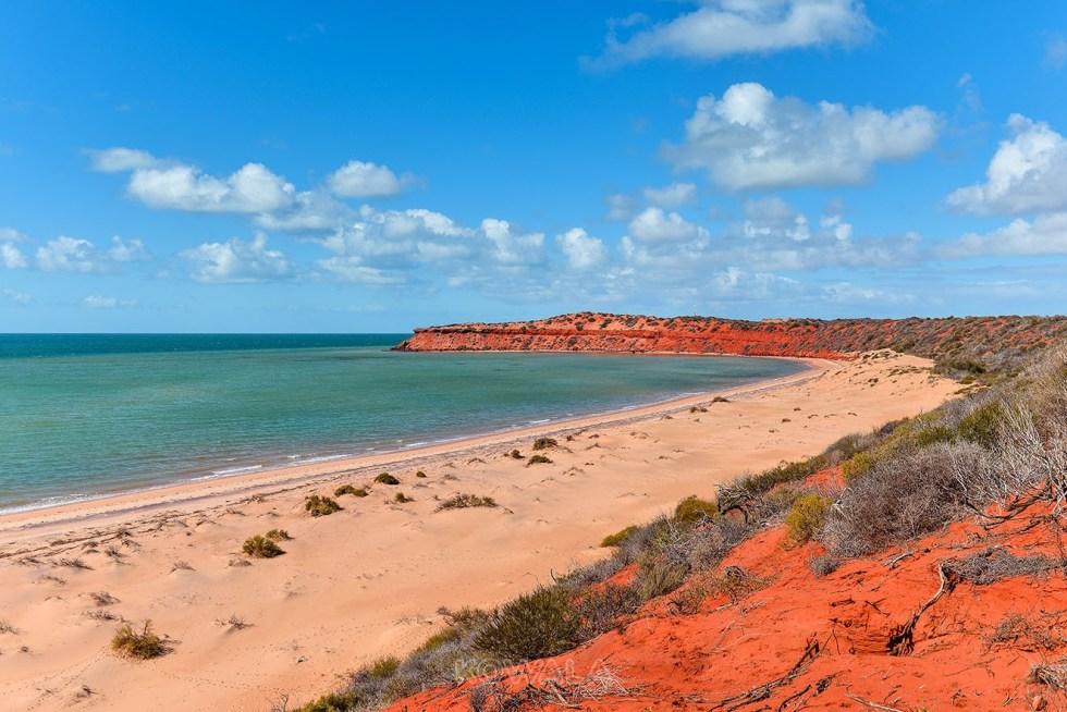 Francois-Peron-National-Park-WA Australie Backpacker PVT Road Trip