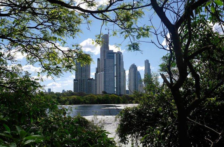 Puerto Madero, Reserva Ecologica, Buenos Aires