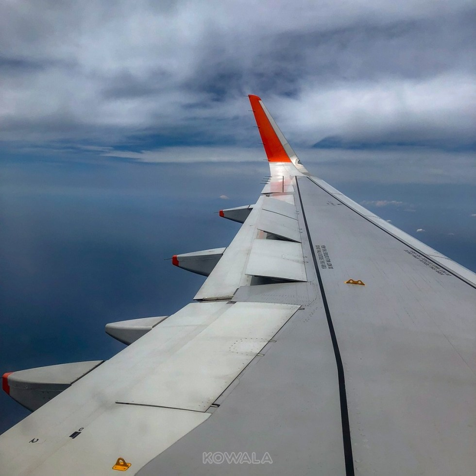 Mont Fuji depuis un avion