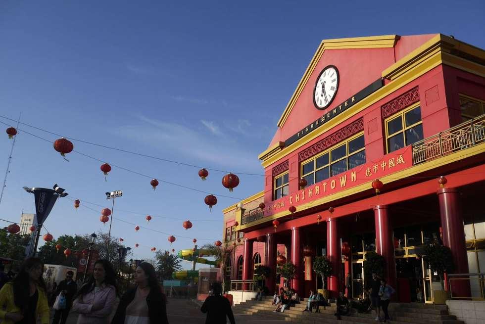 Chinatown à Tigre, en Argentine