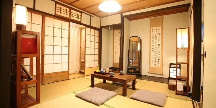 salon maison Gion Kyoto