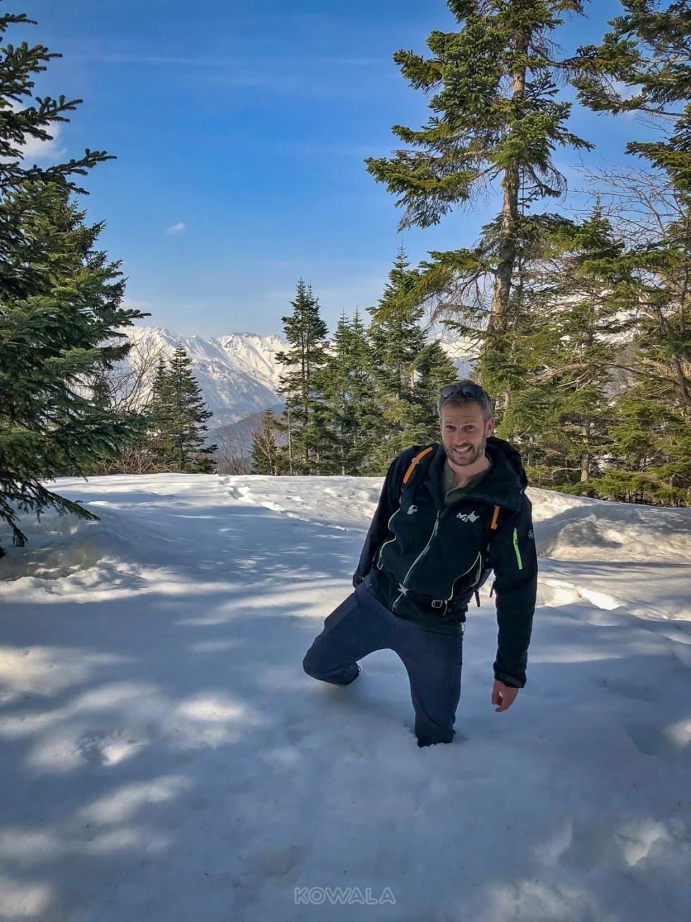 pantalon neige Seagale vetement voyage