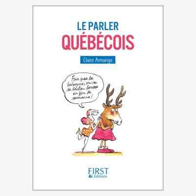 livre parler quebecois cadeau Canada