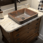 How To Make An Unique Bathroom Vanity Kowalski Granite Quartz