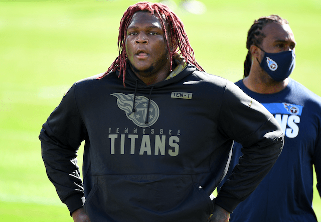 Miami Dolphins release Isaiah Wilson just days after being traded from Tennessee Titans