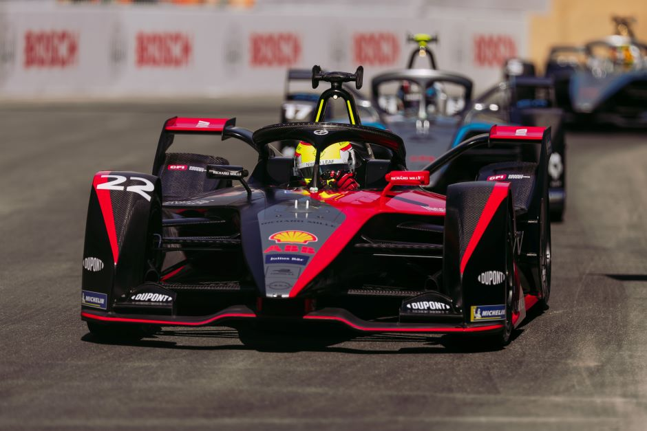 Nissan to study brain function of Formula E drivers