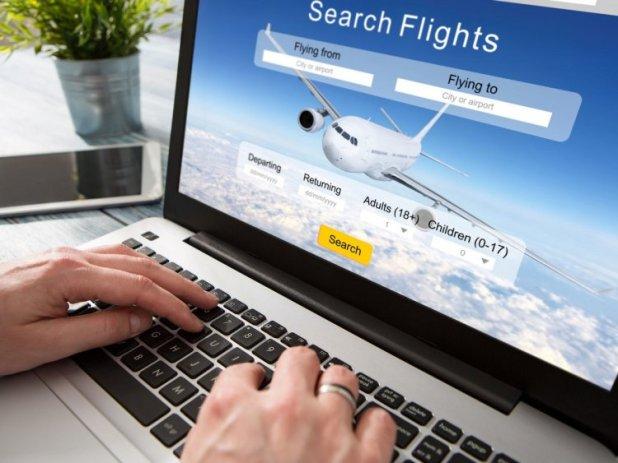 Приобретение билетов на самолет