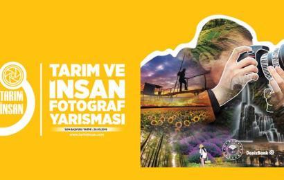 """""""Tarım ve İnsan""""Yarışması başvuruları 30 Eylül'de sona eriyor"""