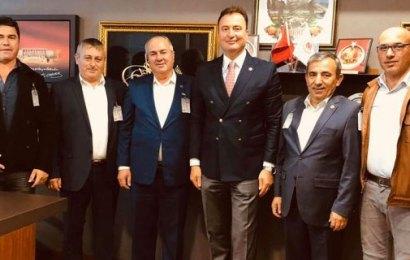Başkanlardan Ankara'ya Çıkarma