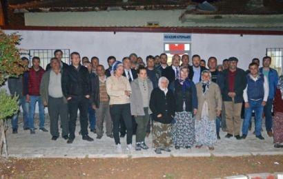 Çal'da 'Küçükbaş Yetiştiriciliği' eğitimi verildi