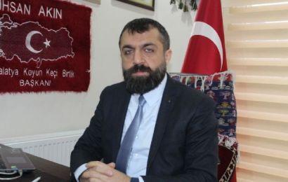 """Malatyalı Başkan Akın'dan """"Milli Dayanışma Kampanyası""""na destek"""