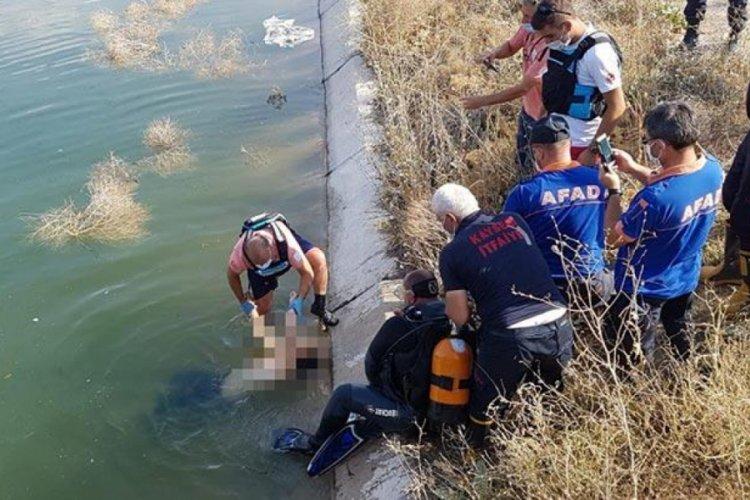 Sulama kanalına giren çoban ölü bulundu