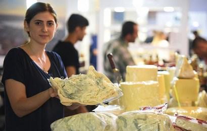 Peynir Atölyesi'nde Mola Yok!