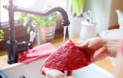 Et yıkanır mı yıkanmaz mı?